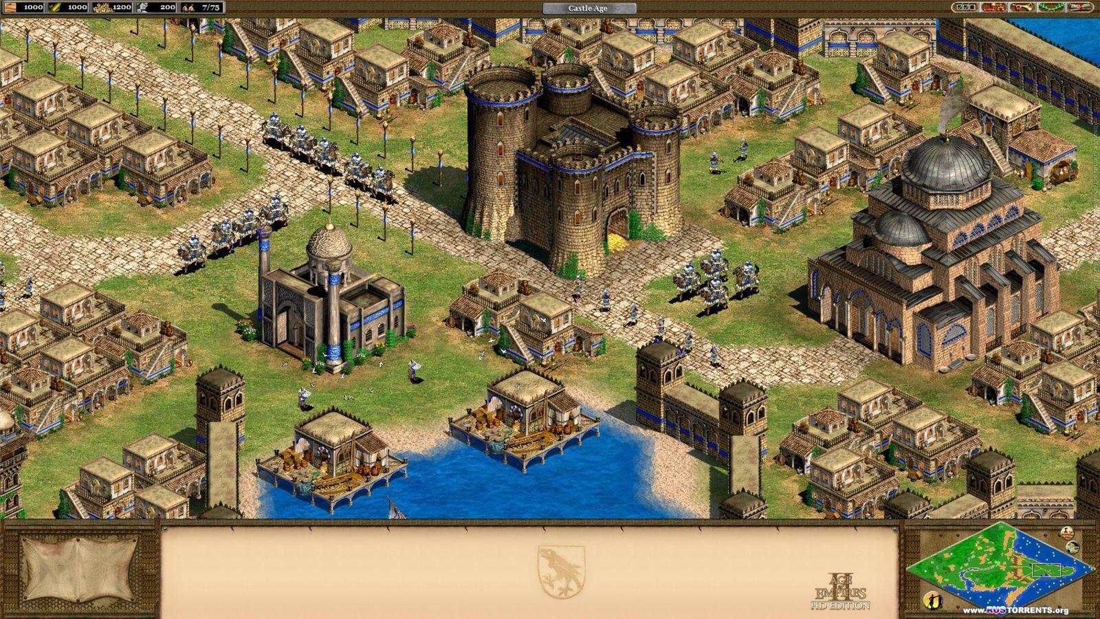 Age of Empires 2: HD Edition [v 2.5] | Repack от Fenixx