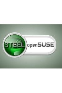openSUSE SteelLinux Tumbleweed 132.2.2 LiveDVD [KDE, Xfce, Server, Enlightenment]