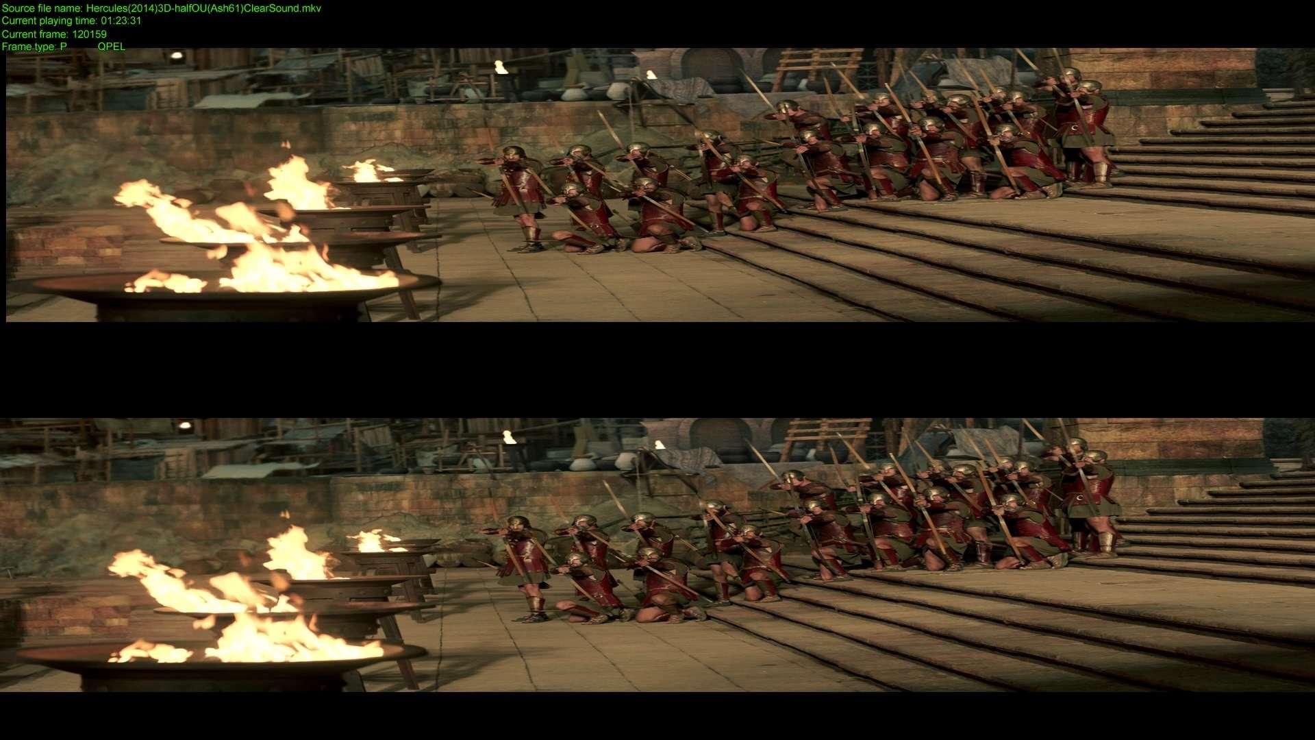 Геракл | BDRip 1080p | 3D-Video | halfOU | Чистый звук