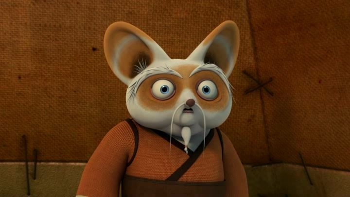 Кунг-фу Панда: Захватывающие легенды [02 сезон: 01-25 серии из 25] | WEB-DLRip