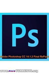 Adobe Photoshop CC 14.1.2 Final RePack by D!akov