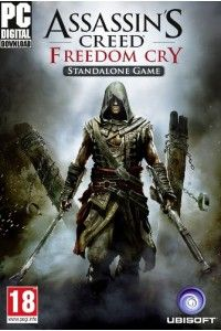 AssaSsin's Creed - FreeDom Cry | PC | Лицензия