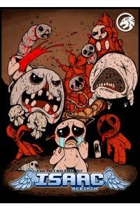 The Binding of Isaac: Rebirth [v 1.01] | PC | Steam-Rip от R.G. Игроманы