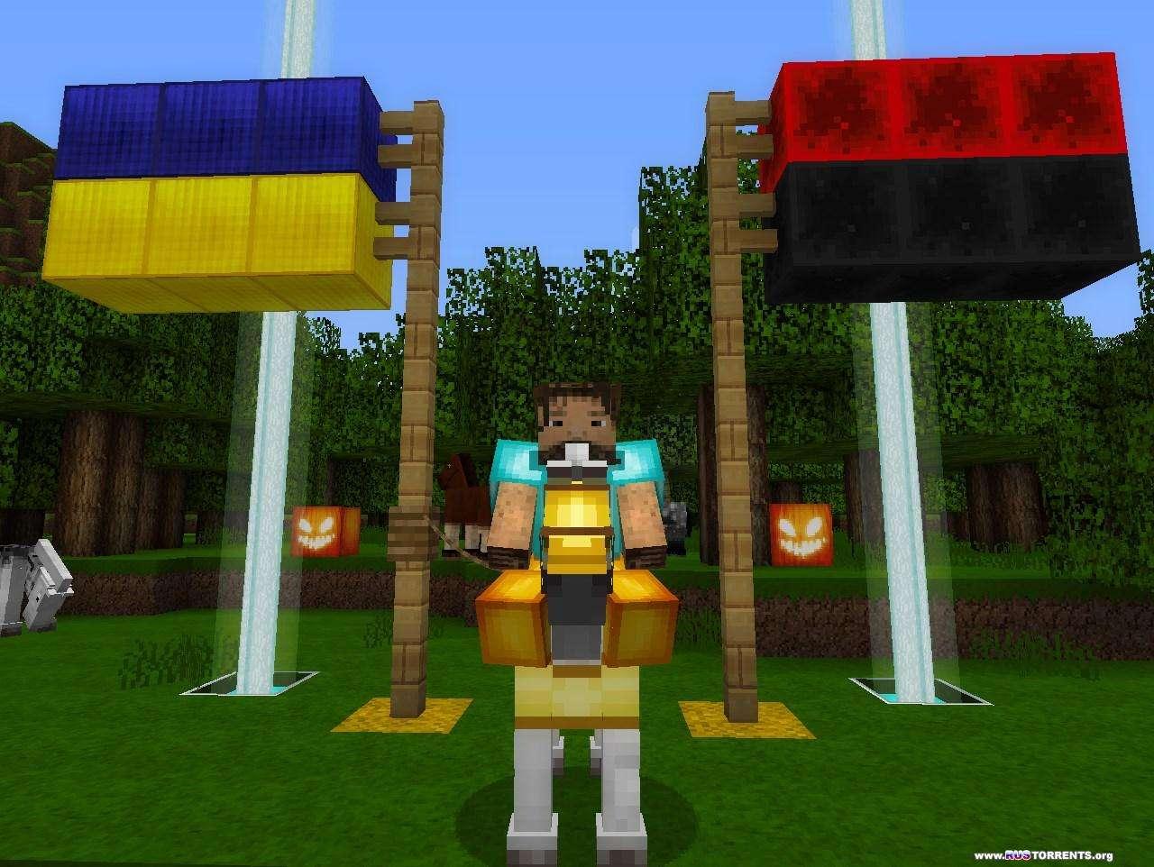Minecraft 1.6.2 [R162.2] [HD текстуры, Forge и моды] | PC by DartRM