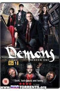 Демоны  | Сезон 1 | серия 1- 6 из 6 | WEBRip
