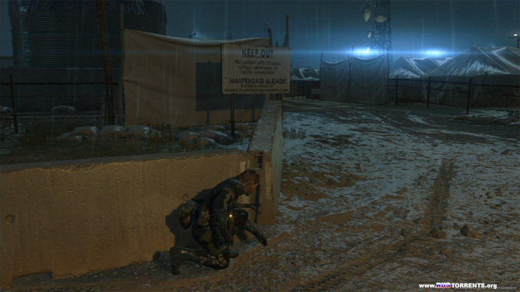 Metal Gear Solid 5: Ground Zeroes | XBOX360