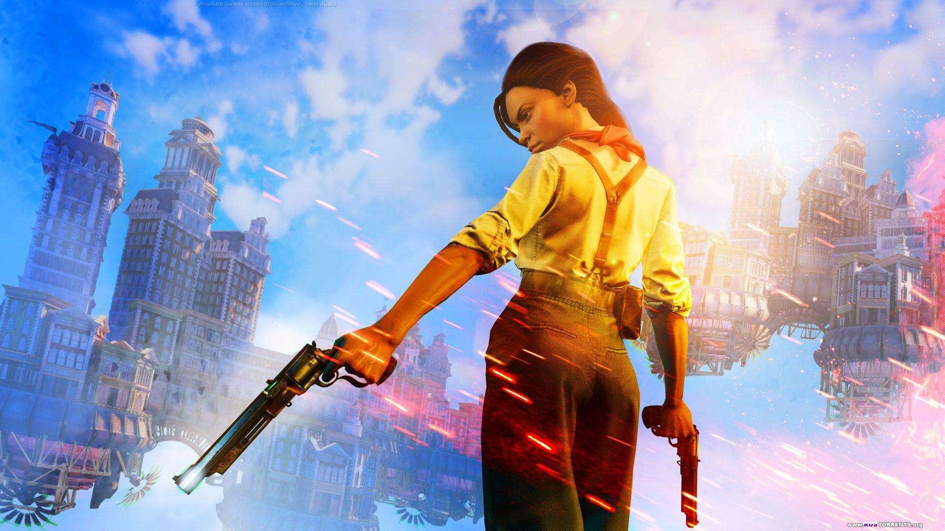 BioShock Infinite [v 1.1.25.5165 + DLC] | PC | Repack от z10yded