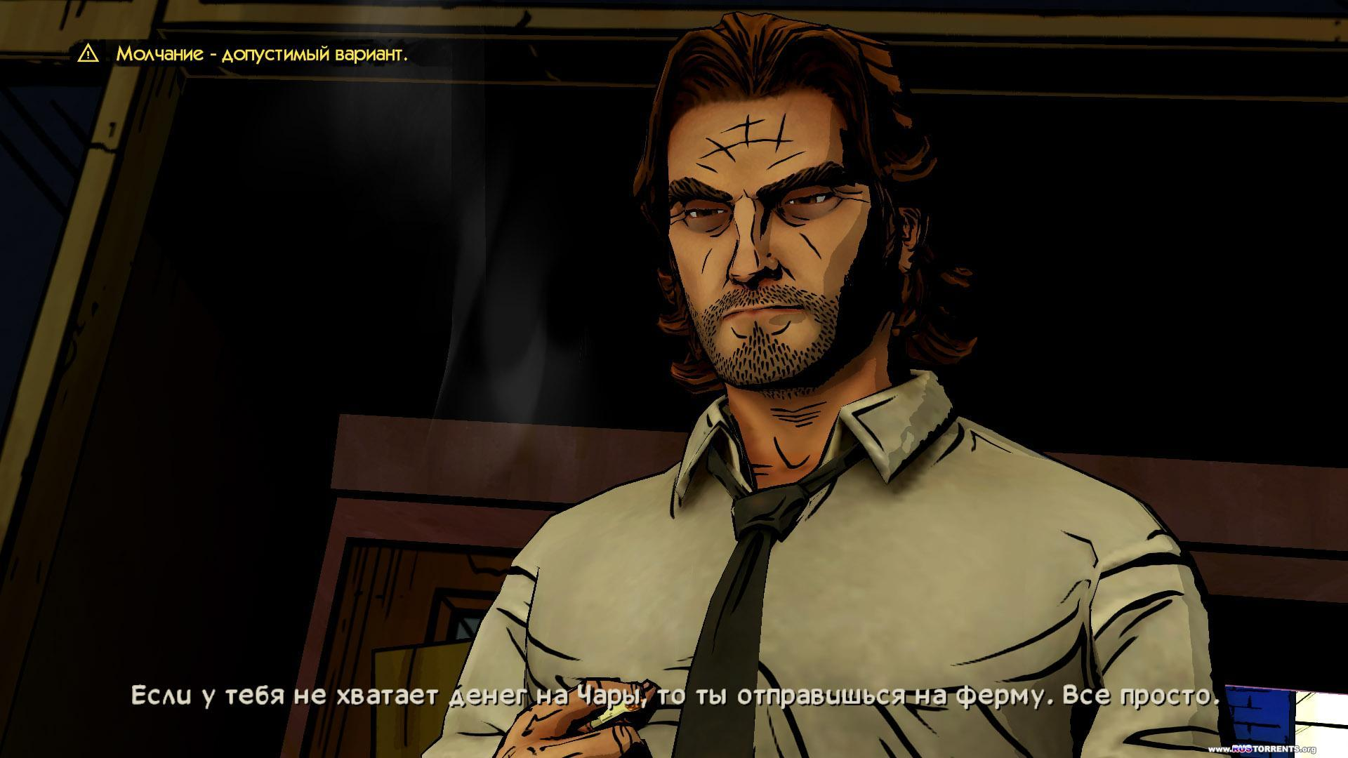 The Wolf Among Us: Episode 1 - 5 | PC | RePack от R.G. Механики