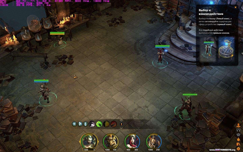 Aarklash - Legacy [Update 3] | PC | RePack от z10yded