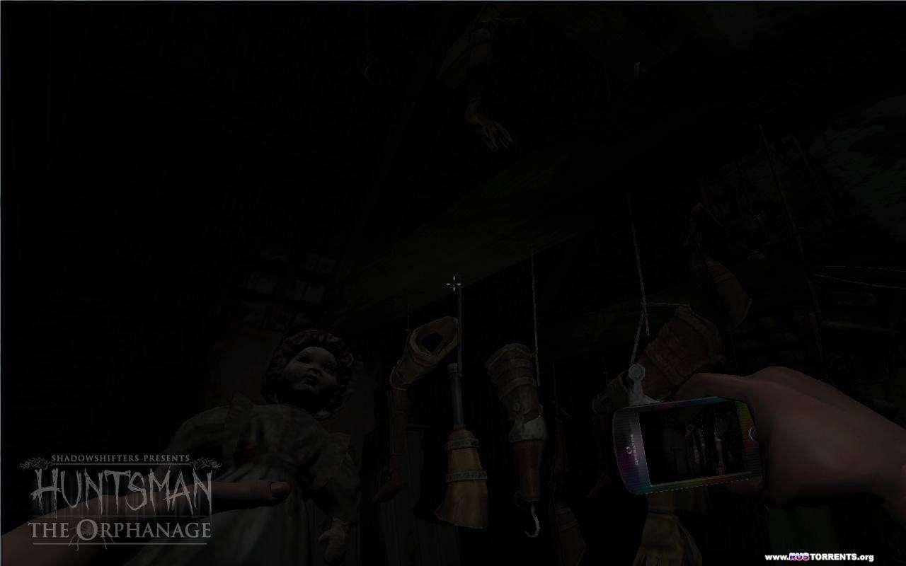 Huntsman: The Orphanage   Лицензия