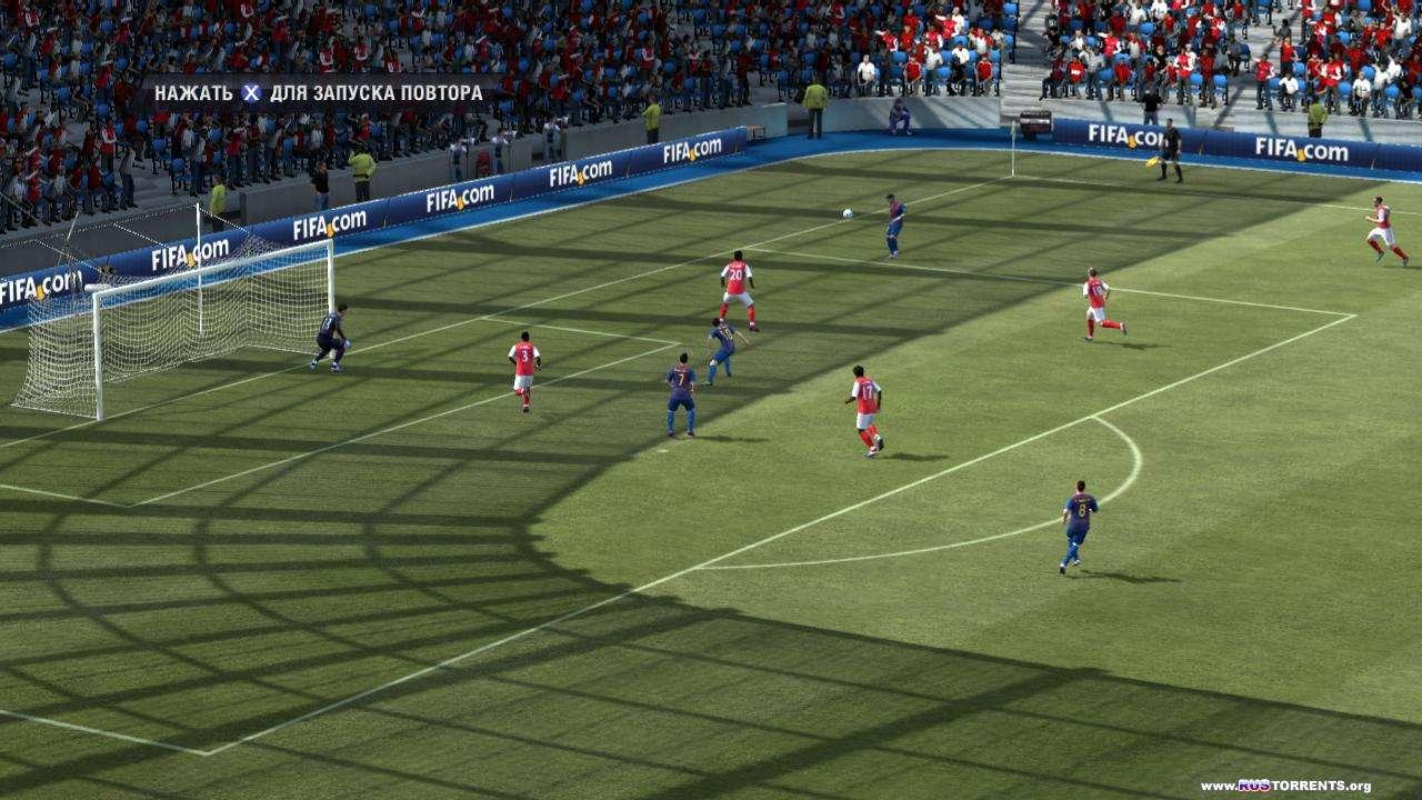 FIFA 12 | RePack от GUGUCHA