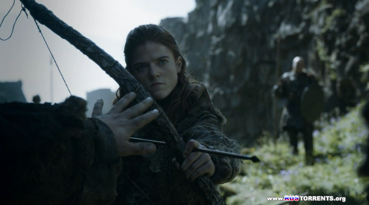 Игра престолов [04 сезон: 01-10 серии из 10] | HDTVRip | Amedia