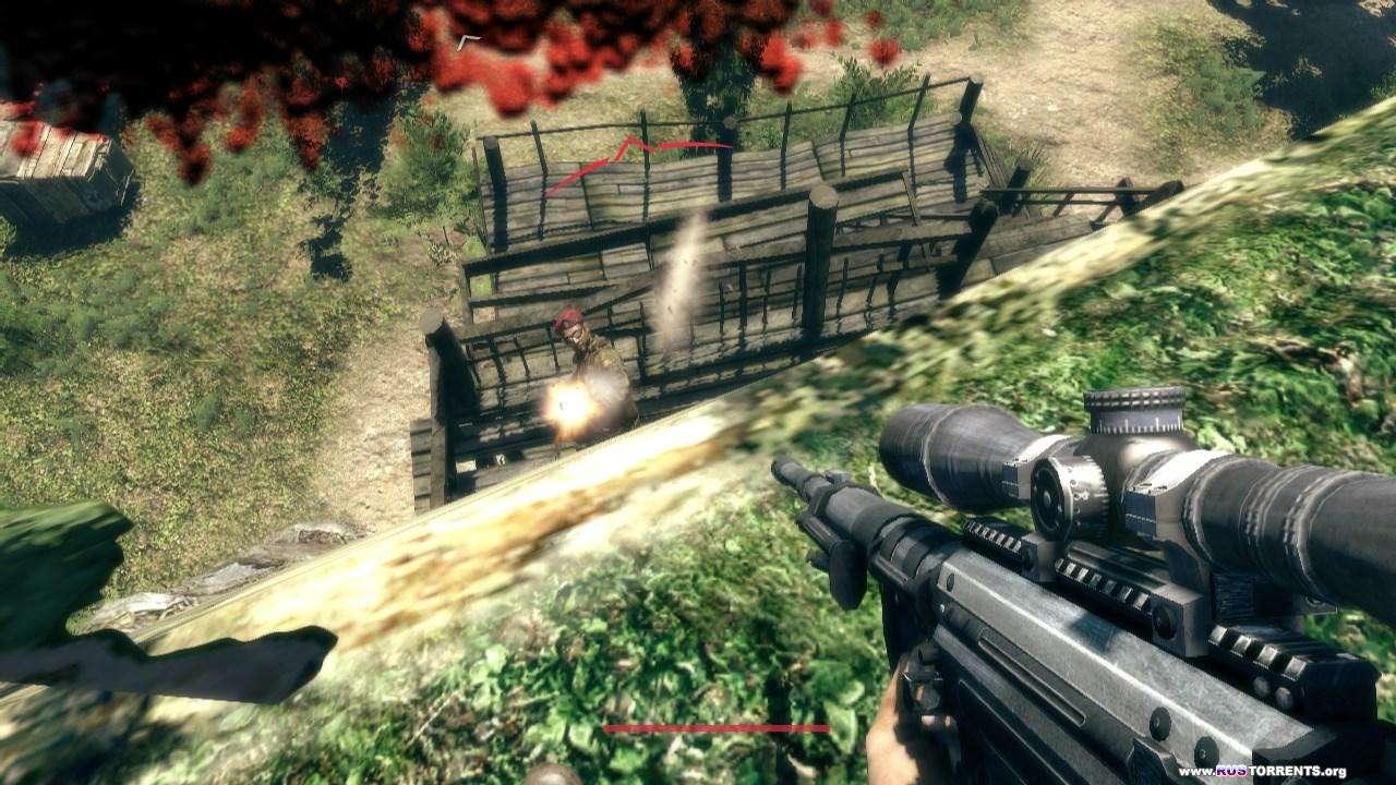 Sniper: Ghost Warrior - Дилогия  | PC | RePack by Mizantrop1337