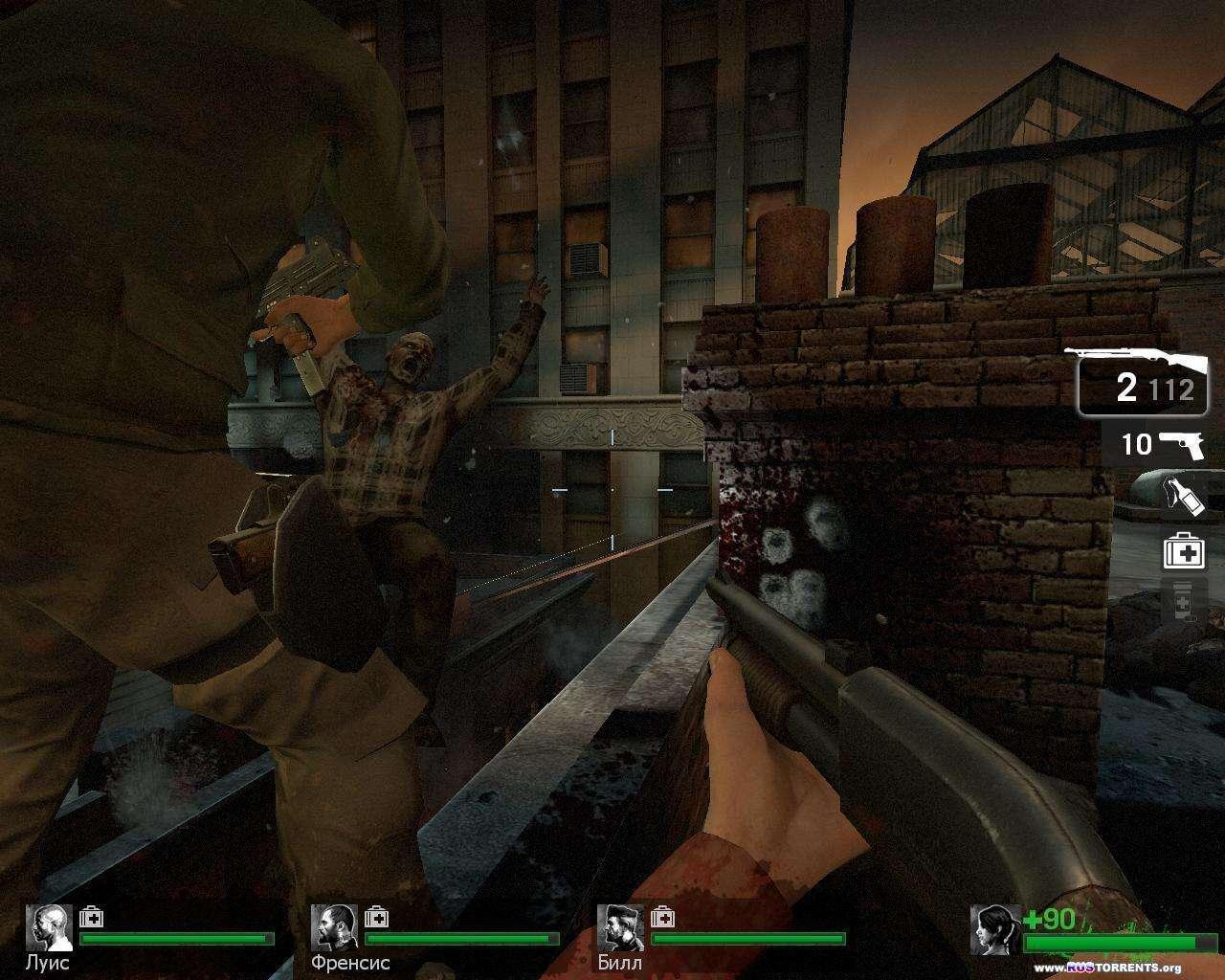 Left 4 Dead [v1.0.2.8] | FriendlyGames