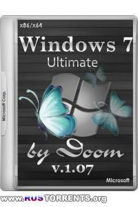 Windows 7 Ultimate SP1 х86/х64 by Doom v.1.07 RUS