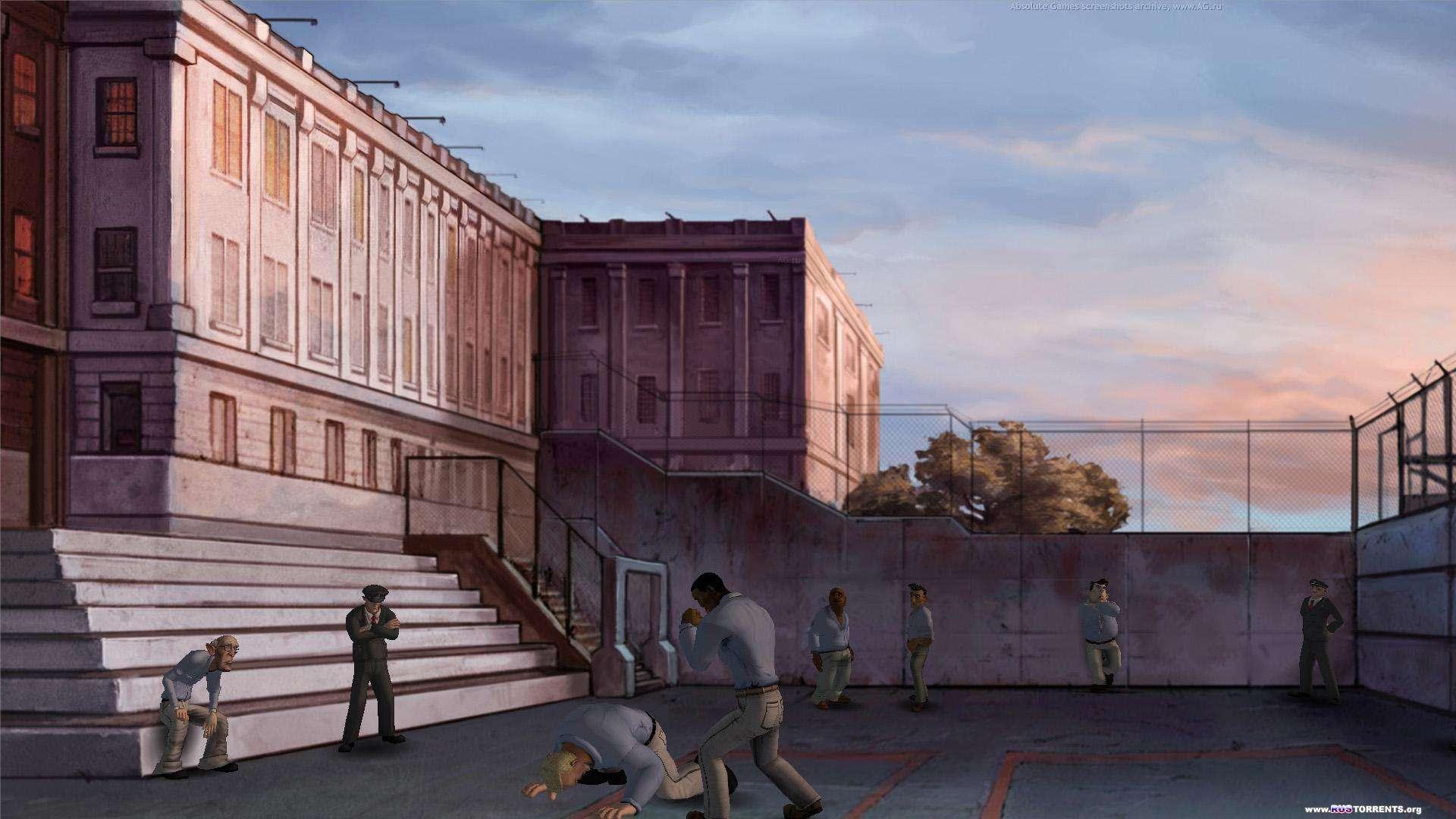 1954 Alcatraz [v1.3.5019.] | PC | RePack от R.G. Механики