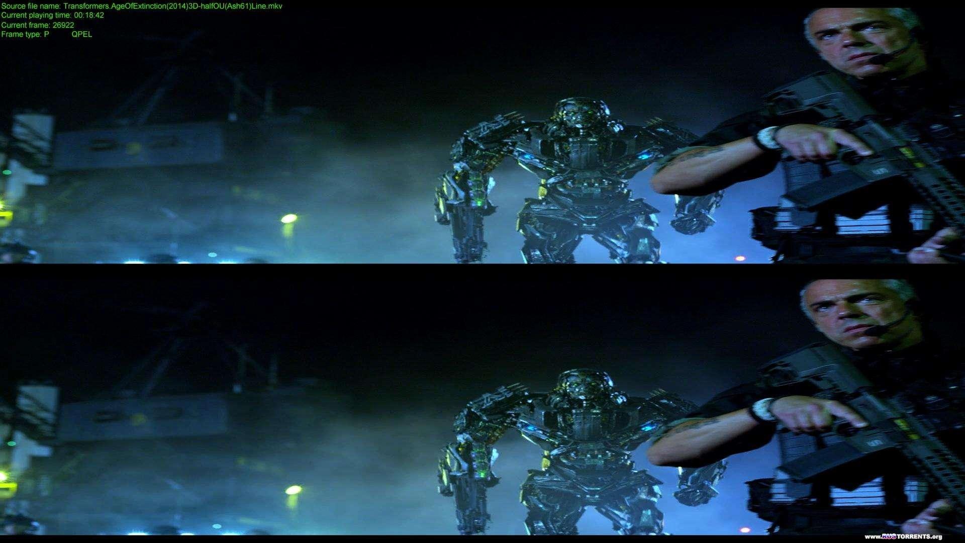 Трансформеры: Эпоха истребления | BDRip 1080p | 3D-Video | halfOU | Лицензия