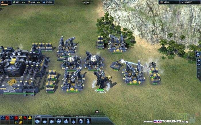 Supreme Commander 2 (ENG/RUS) [RePack] �� R.G. ReCoding