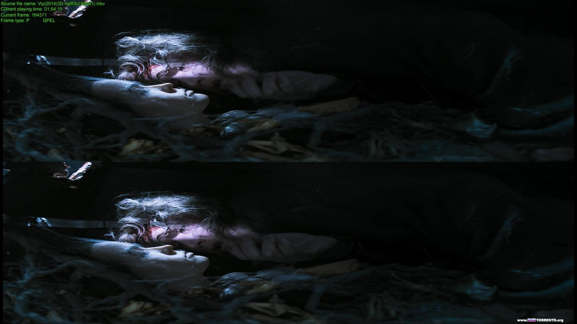 Вий | BDRip 1080p | 3D-Video | halfOU