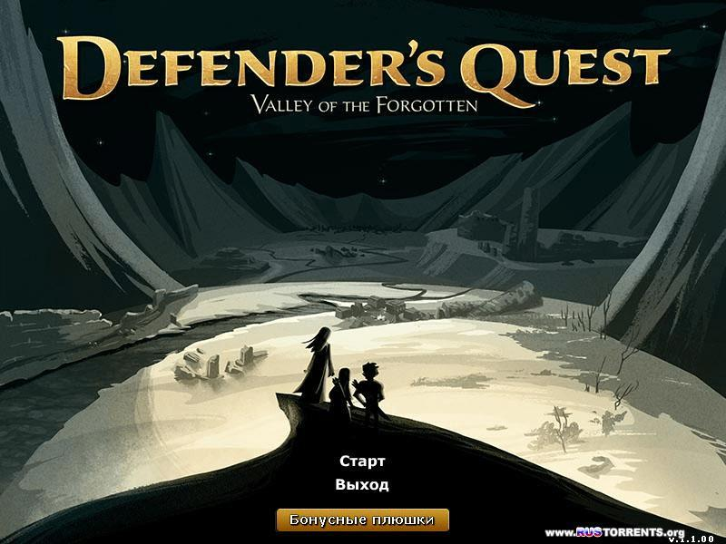 Defender's Quest Valley of the Forgotten | RePack �� Black Beard