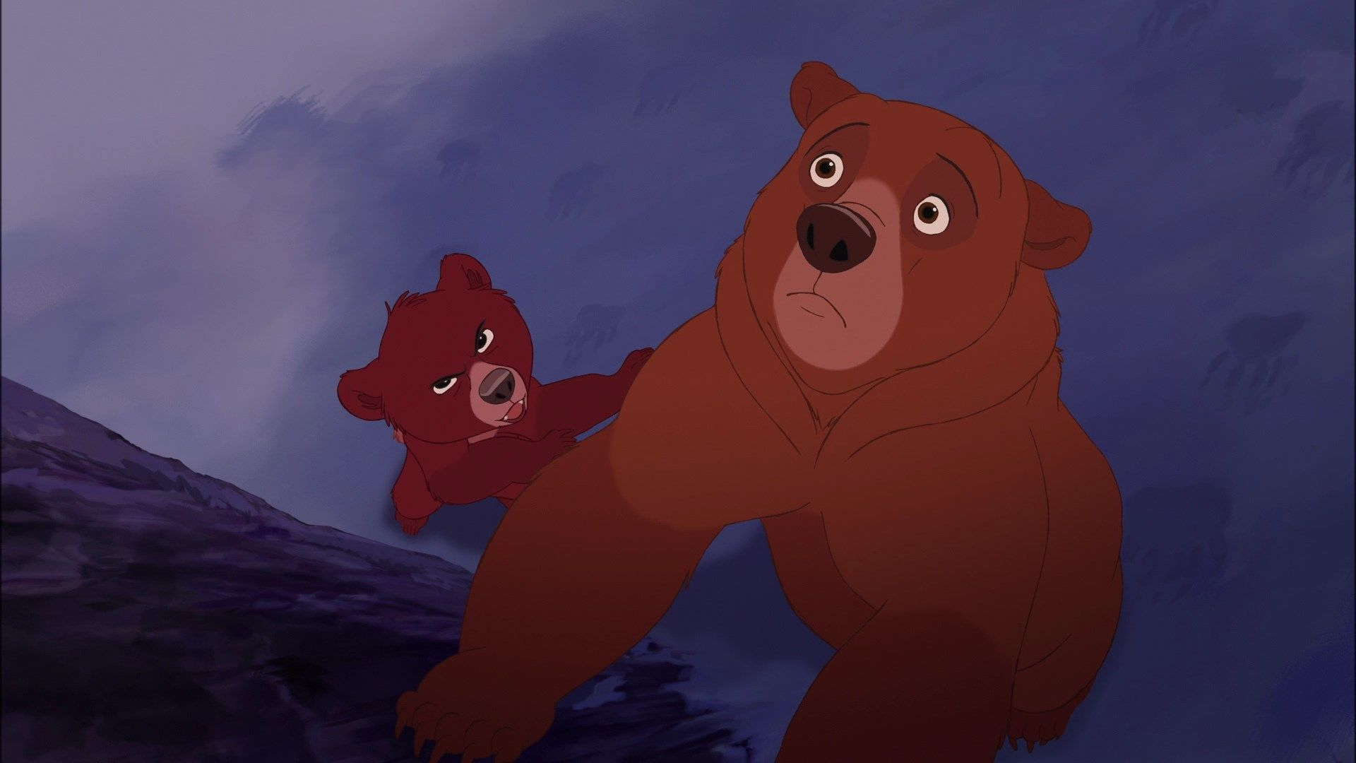 Братец медвежонок 2: Лоси в бегах | BDRip 1080p