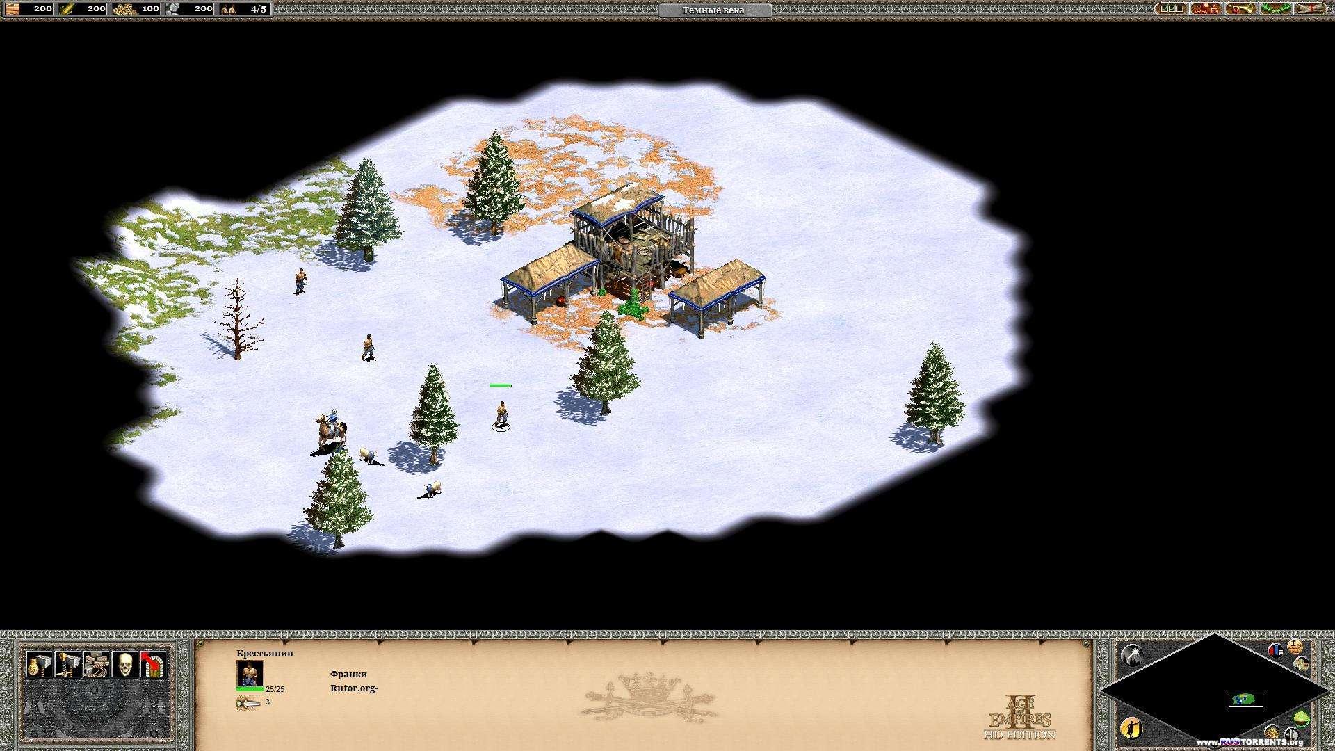 Age of Empires 2: HD Edition [v2.7.954] | Steam-Rip �� Black Beard