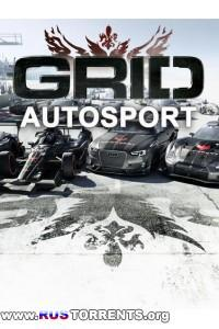 GRID: Autosport Black Edition | PC | RePack от xatab