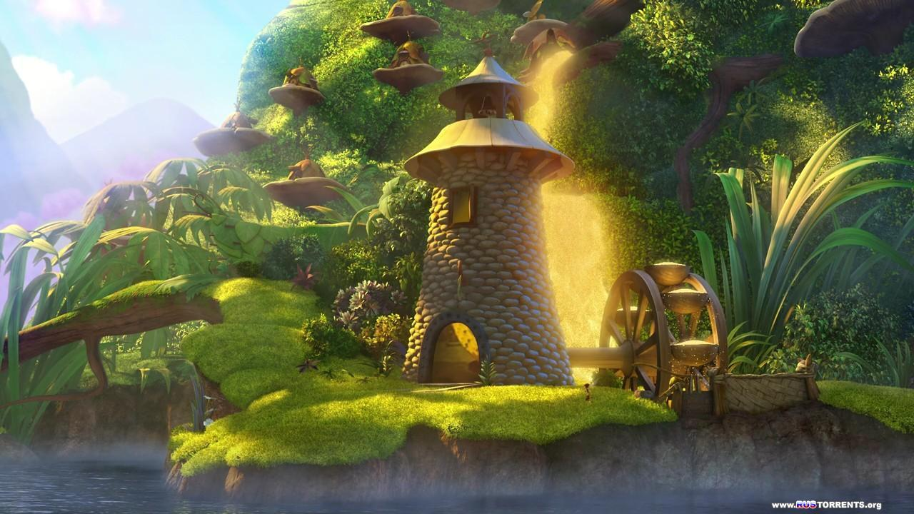 Феи: Загадка пиратского острова | BDRip 720p | Лицензия