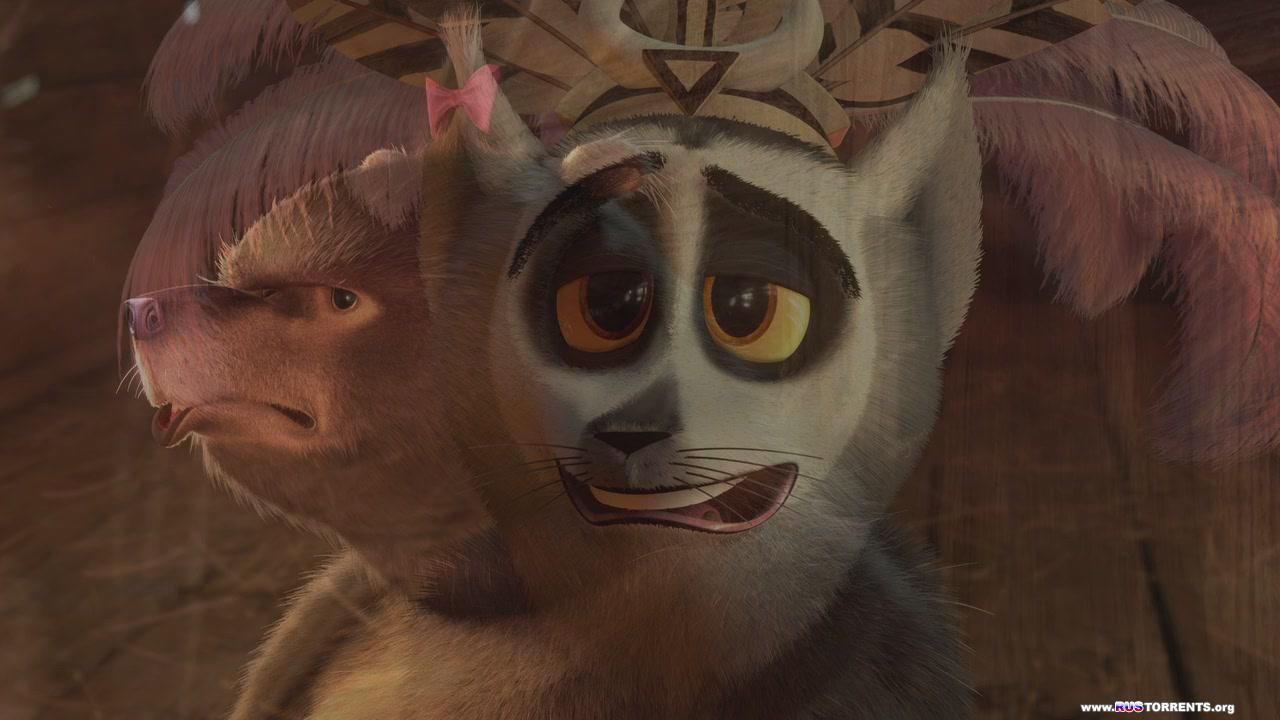 Мадагаскар 3 | BDRip 720p