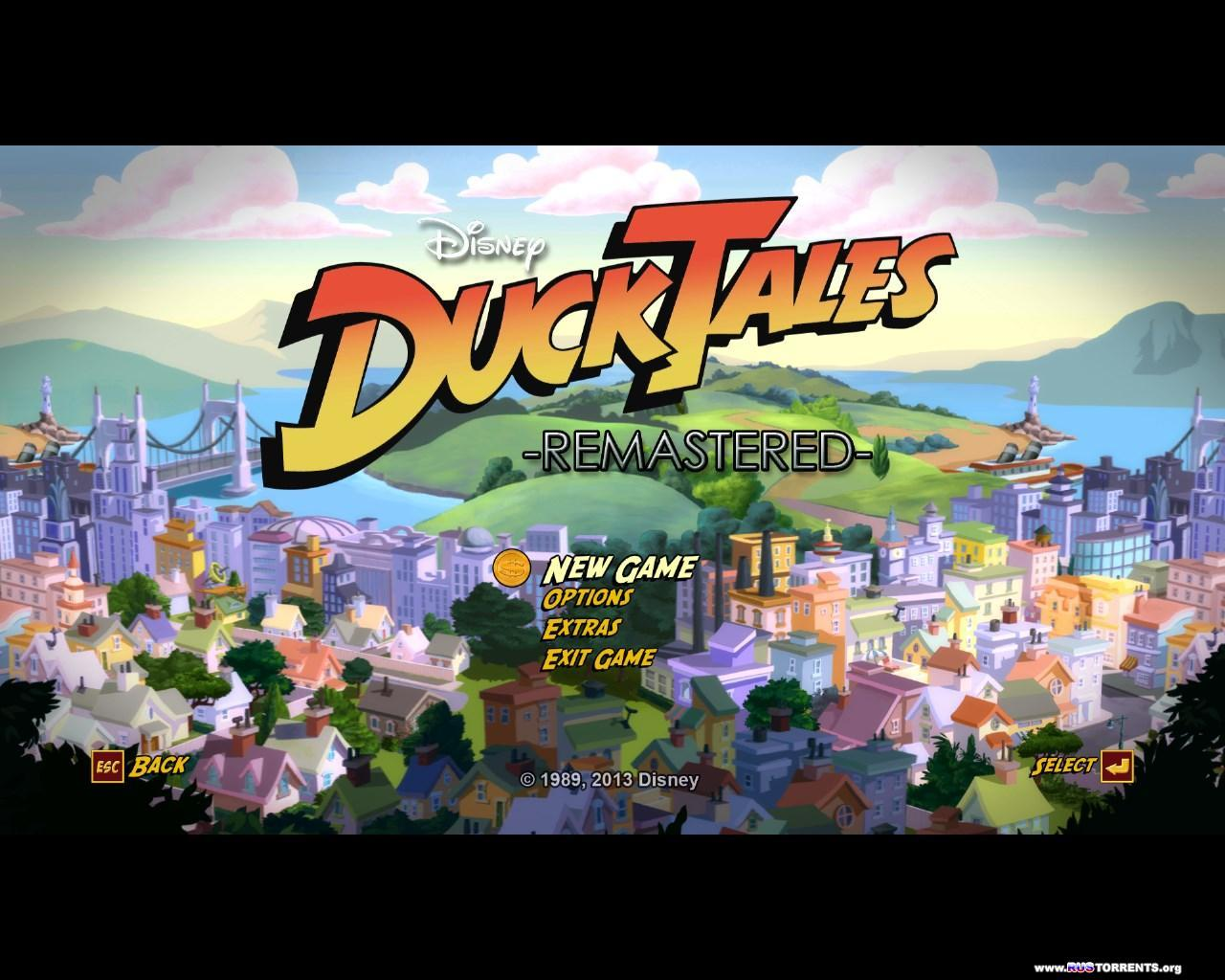 DuckTales: Remastered | Repack от R.G. Механики