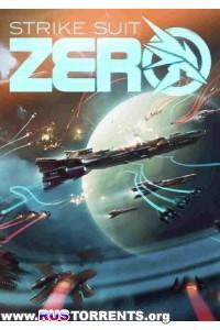 Strike Suit Zero [v1.0.dc19967 + 6 DLC] | PC | RePack от Black Beard