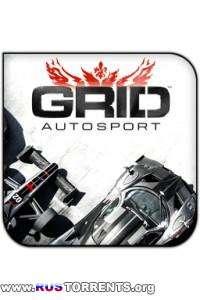 GRID Autosport - Black Edition | PC | DLC