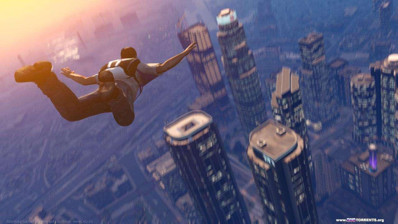 Grand Theft Auto V | PS3 | RePack �� Afd