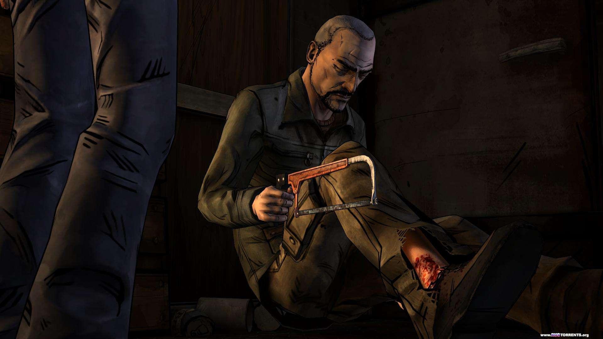 The Walking Dead: The Game. Season 2 - Episode 2   PC   RePack �� Brick