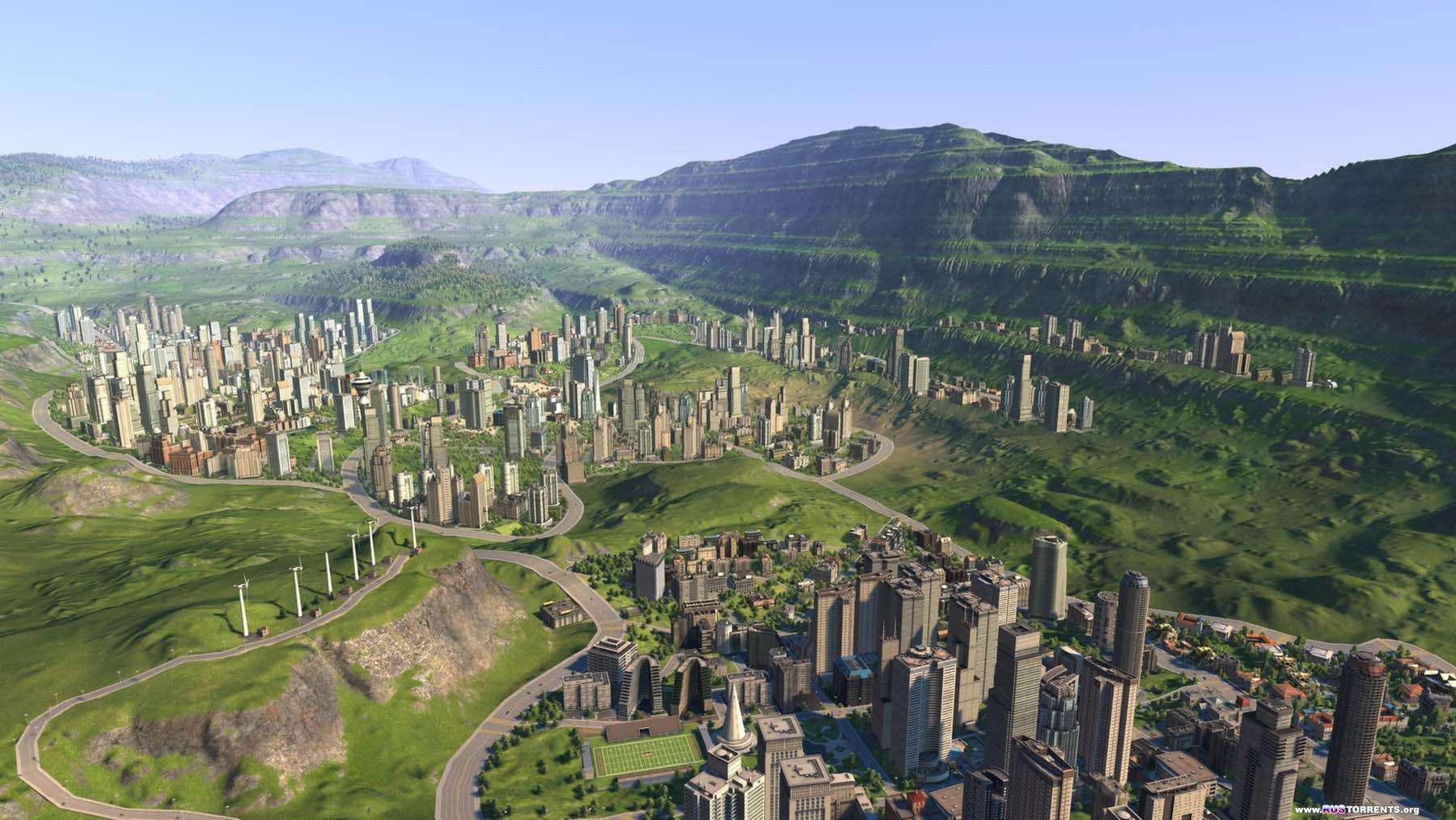 Cities XL Platinum | Repack от R.G. Catalyst