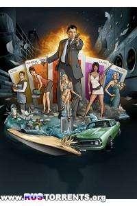 Арчер [01 сезон: 01-10 серии из 10] | WEB-DLRip | NovaFilm