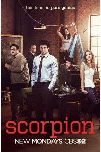 Скорпион [01 сезон: 01-22 серии из 22]   WEB-DL 1080p   BaibaKo