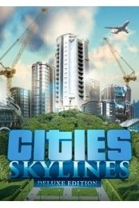 Cities: Skylines - Deluxe Edition [v 1.0.6b] | PC | RePack от R.G. Steamgames