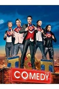 Новый Comedy Club [19.12.2014] | WEB-DLRip