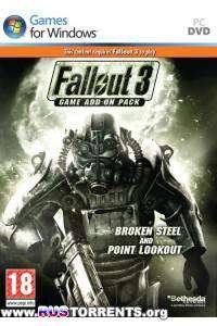 Fallout 3 + 4 DLC (RUS) [RePack]