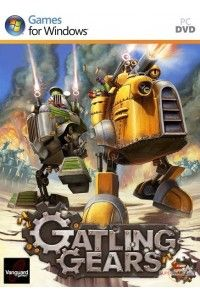Gatling Gears | PC | RePack от R.G. Механики