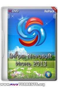 Сборник новых игр от Nevosoft 2013 [Repack by GarixBOSSS] (Июнь 2013) [RUS]