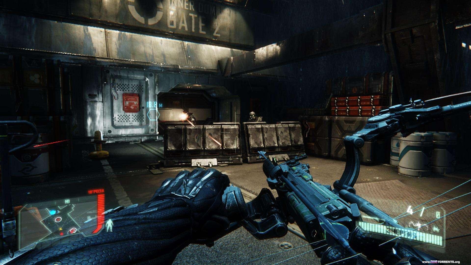 Crysis 3 | PC | Rip от R.G. Механики