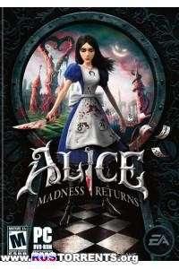 Alice: Madness Returns | РС | Русификатор