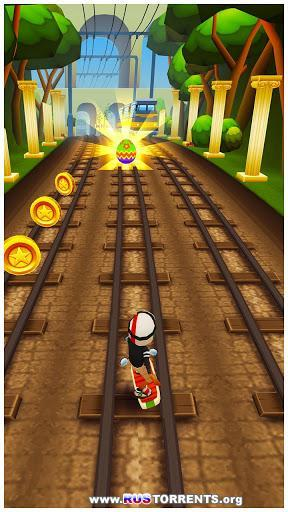 Subway Surfers 1.14.1 Moscow | Android