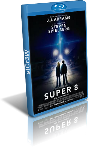 Super 8 (2011) .mkv iTA Bluray 480p x264