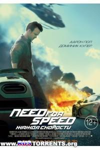 Need for Speed: Жажда скорости | BDRip | Лицензия