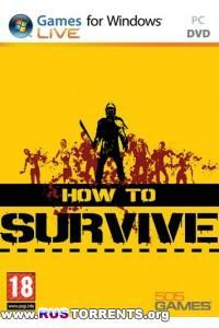 How To Survive - Storm Warning Edition | PC | RePack by Mizantrop1337