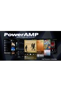 Poweramp Music Player v2.0.10-build-565 | Android
