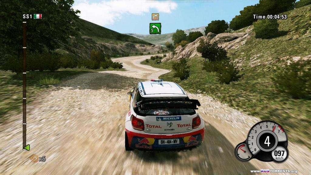 WRC 3: FIA World Rally Championship (2012/PC) Repack by Fenixx